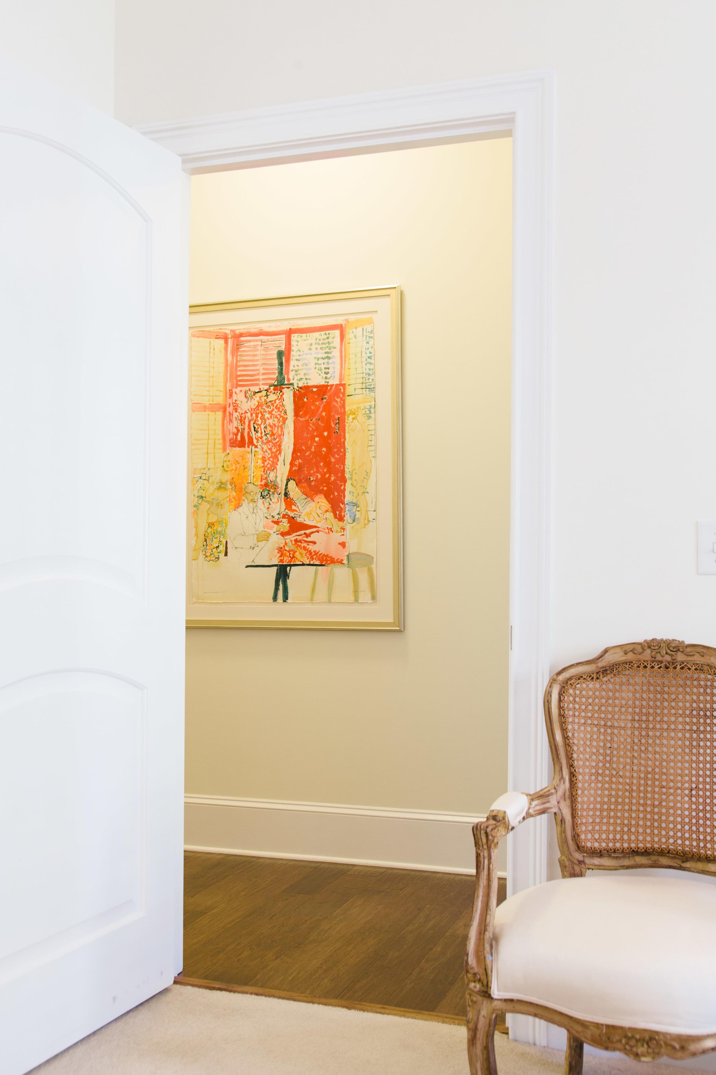 """Phillip Mullen """"Matisse Remembered #5"""""""