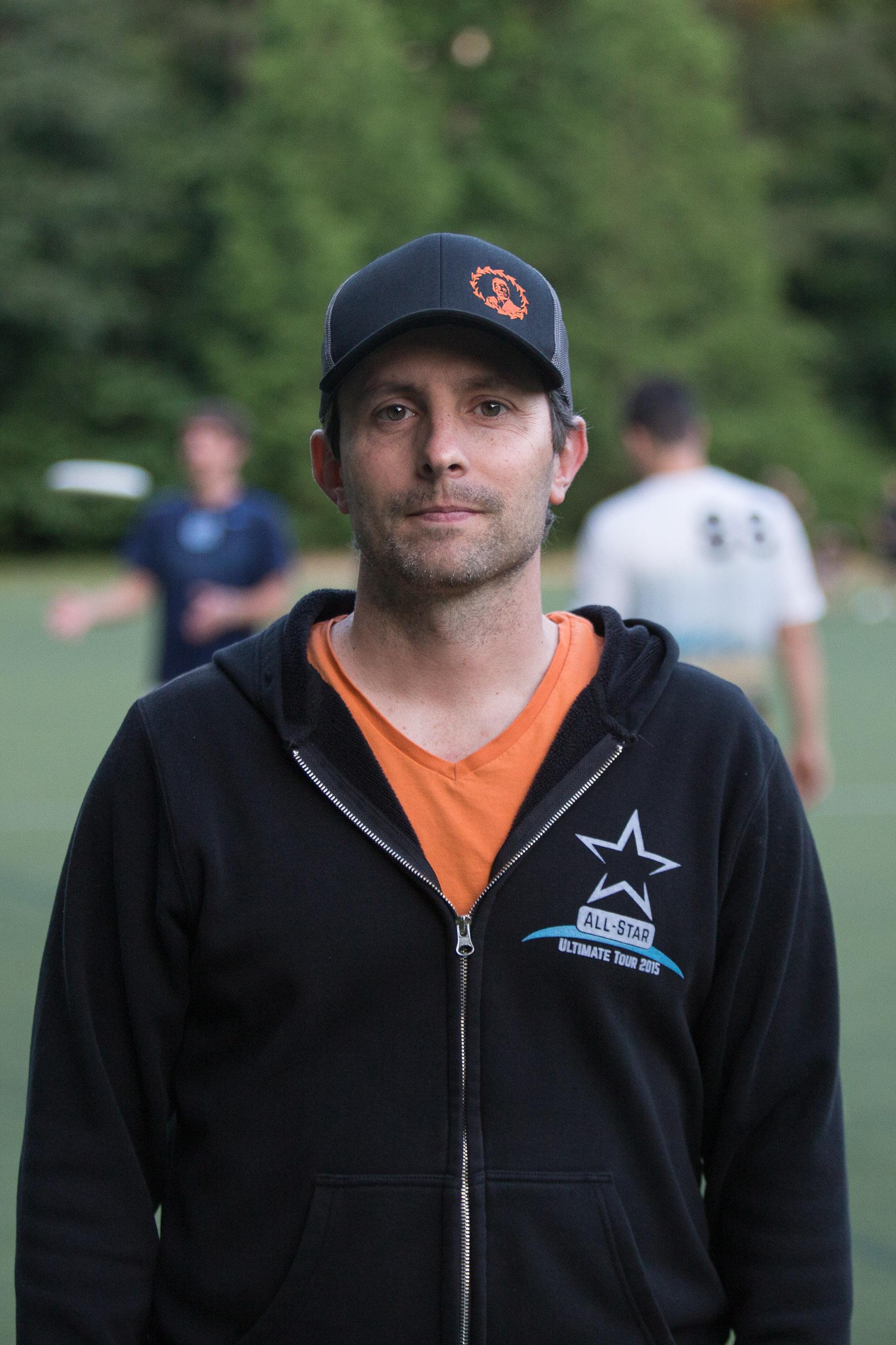 Mike Denardis, Head coach of Darkside