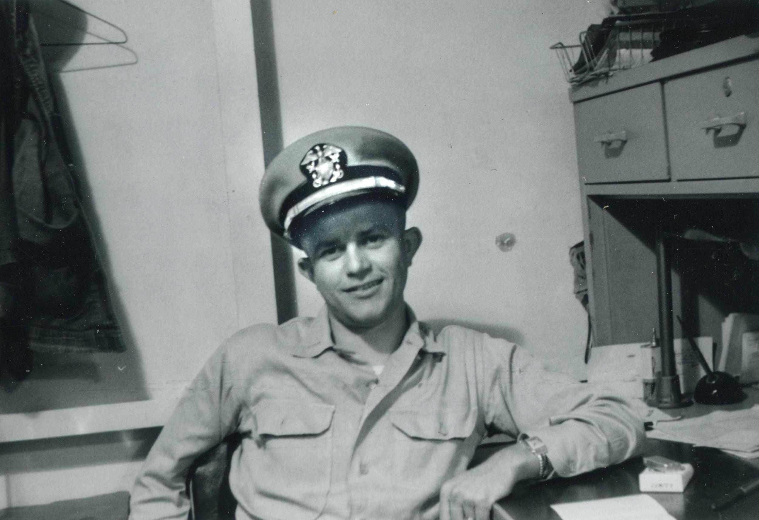 Lt. Robert Morgan