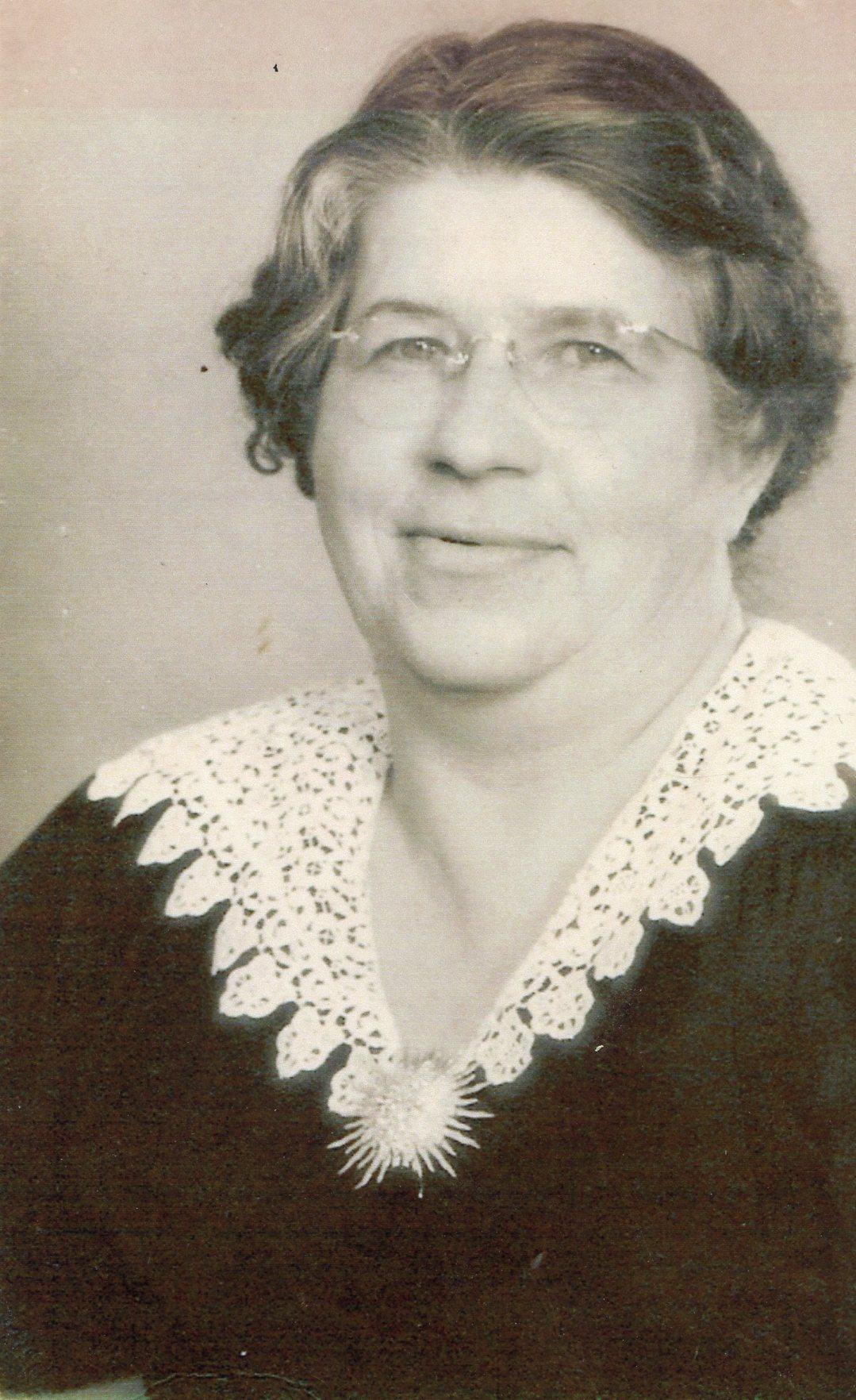 Alice Butts Morgan, Robert's Mother