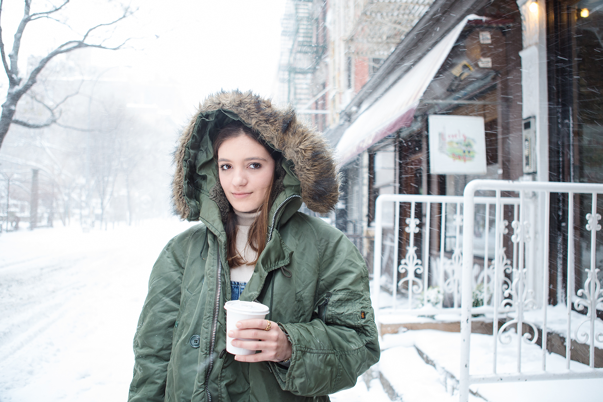 Isla with coffee.jpg
