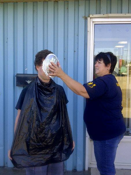 Big Brothers & Sisters Pie in the Eye Day 2014