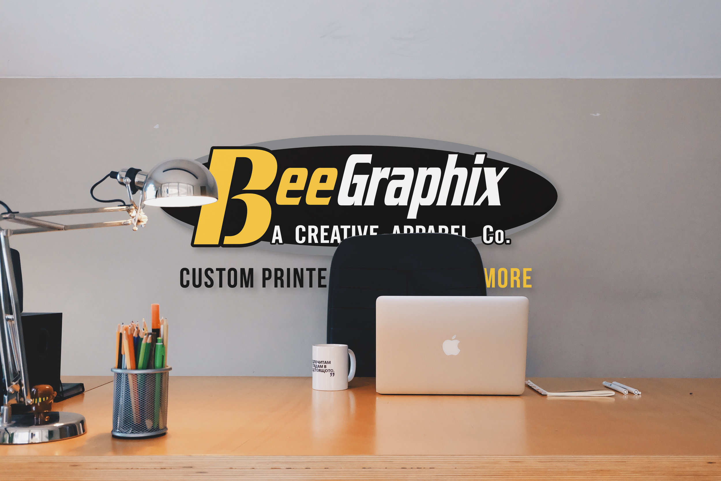 WINDOW & WALL GRAPHICS - Let us print the perfect wall graphic for your company or your home! Company logos, team logos, stores front stickers, wall decor, advertisements, inspirational sayings, quotes or personal expression.