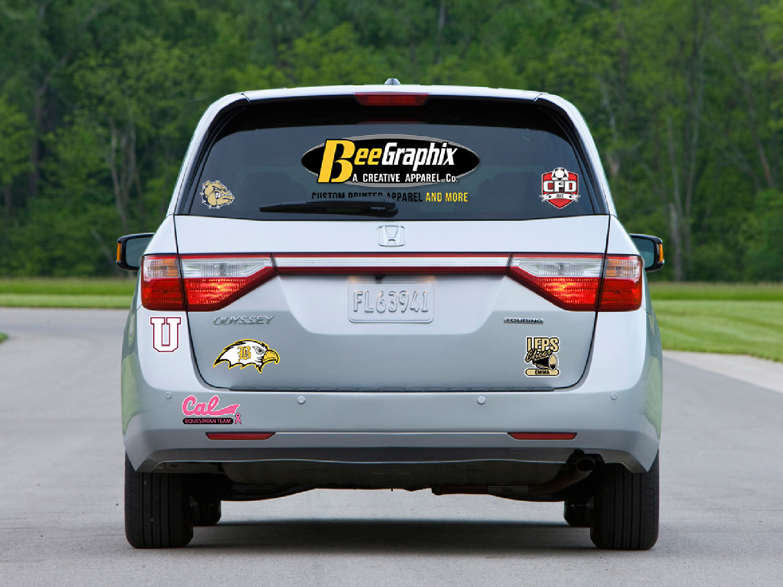 STICKERS & DECALS - Looking for new ways to market your group, event or company? Stickers and decals can turn anything into an advertisement in seconds! Company logos, sports teams, promotional stickers, hard hat decals, helmet decals, bumper stickers, souvenirs, personal expression and more!