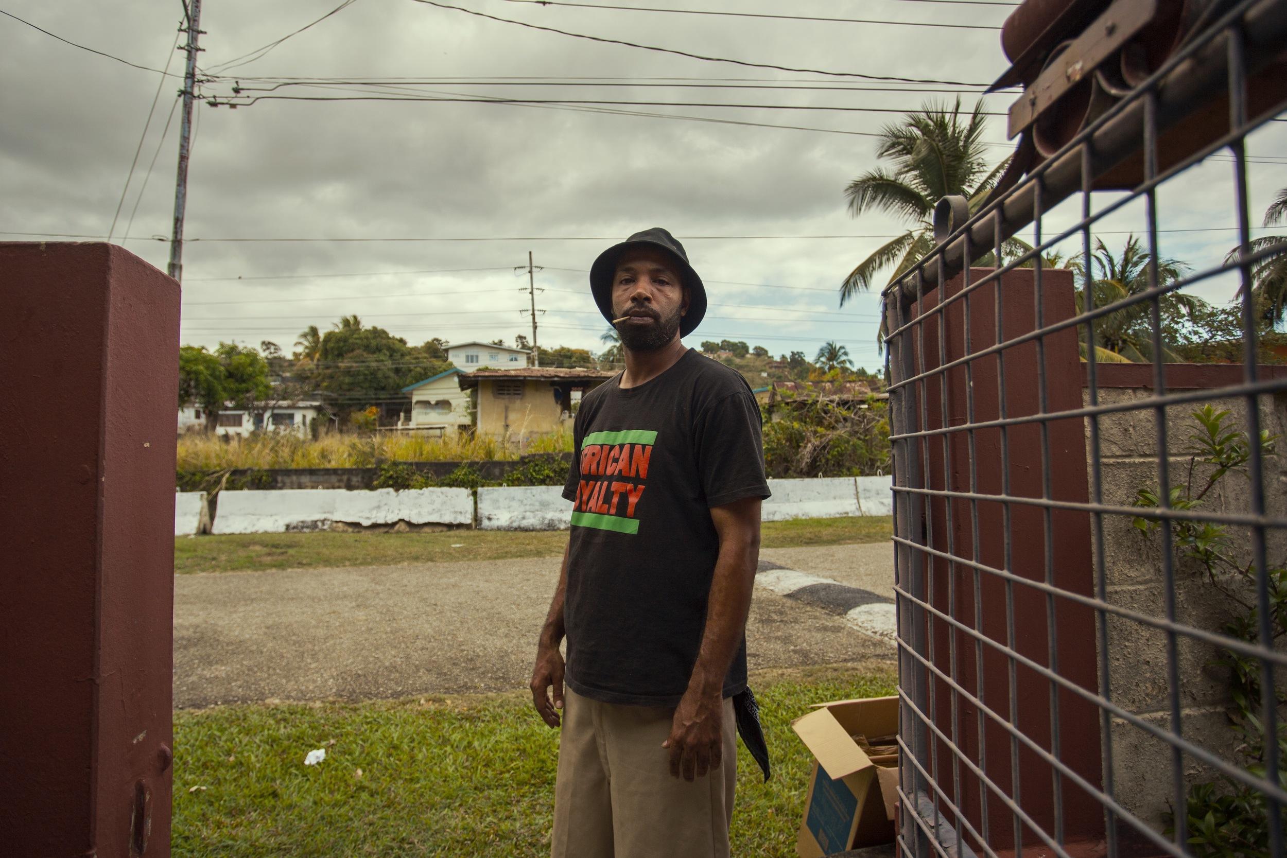 Make It Hapn at home, Barataria, Port of Spain, Trinidad. Photo: DGainz