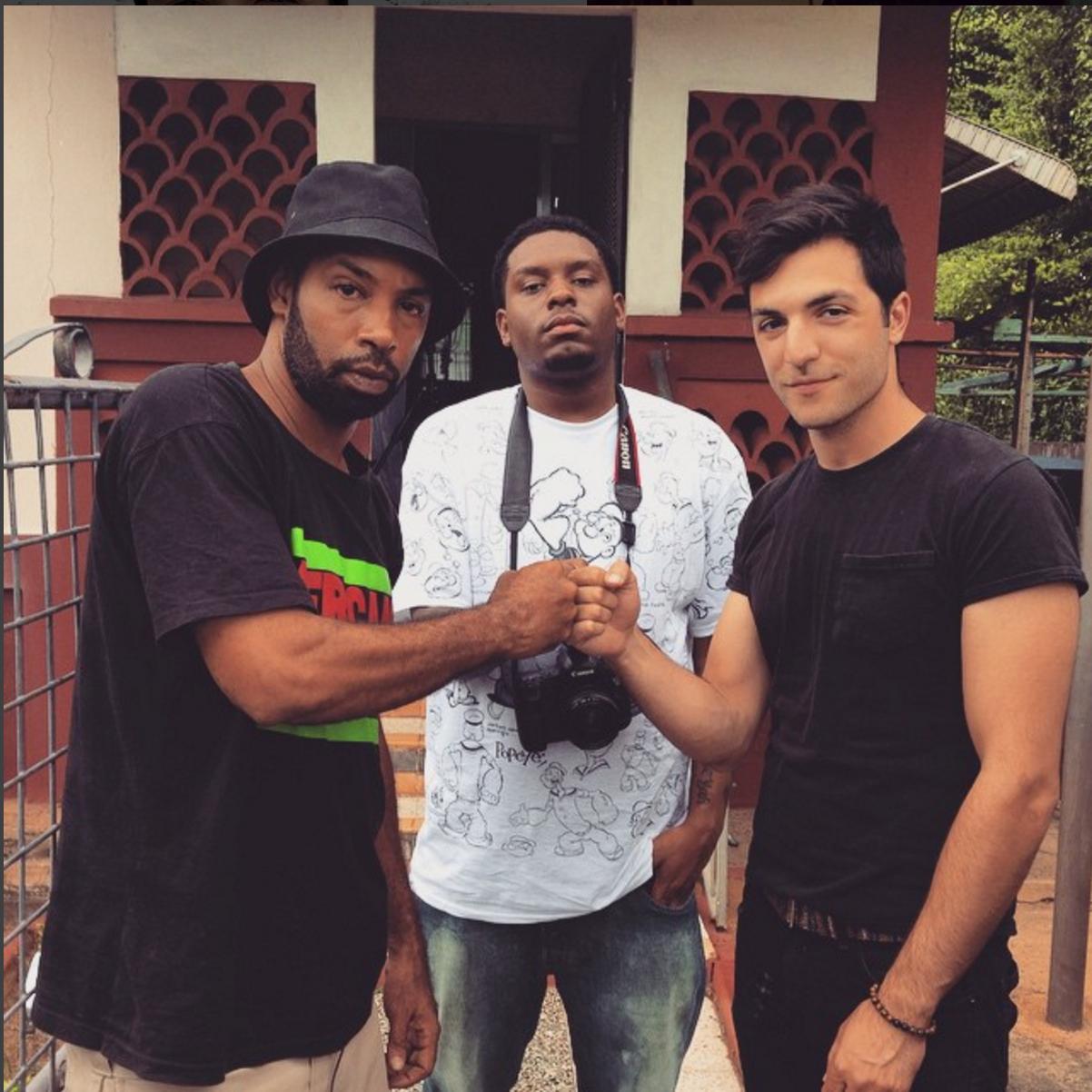 Make It Hapn, DGainz, Cyrus, blunted AF, Trinidad March 2015