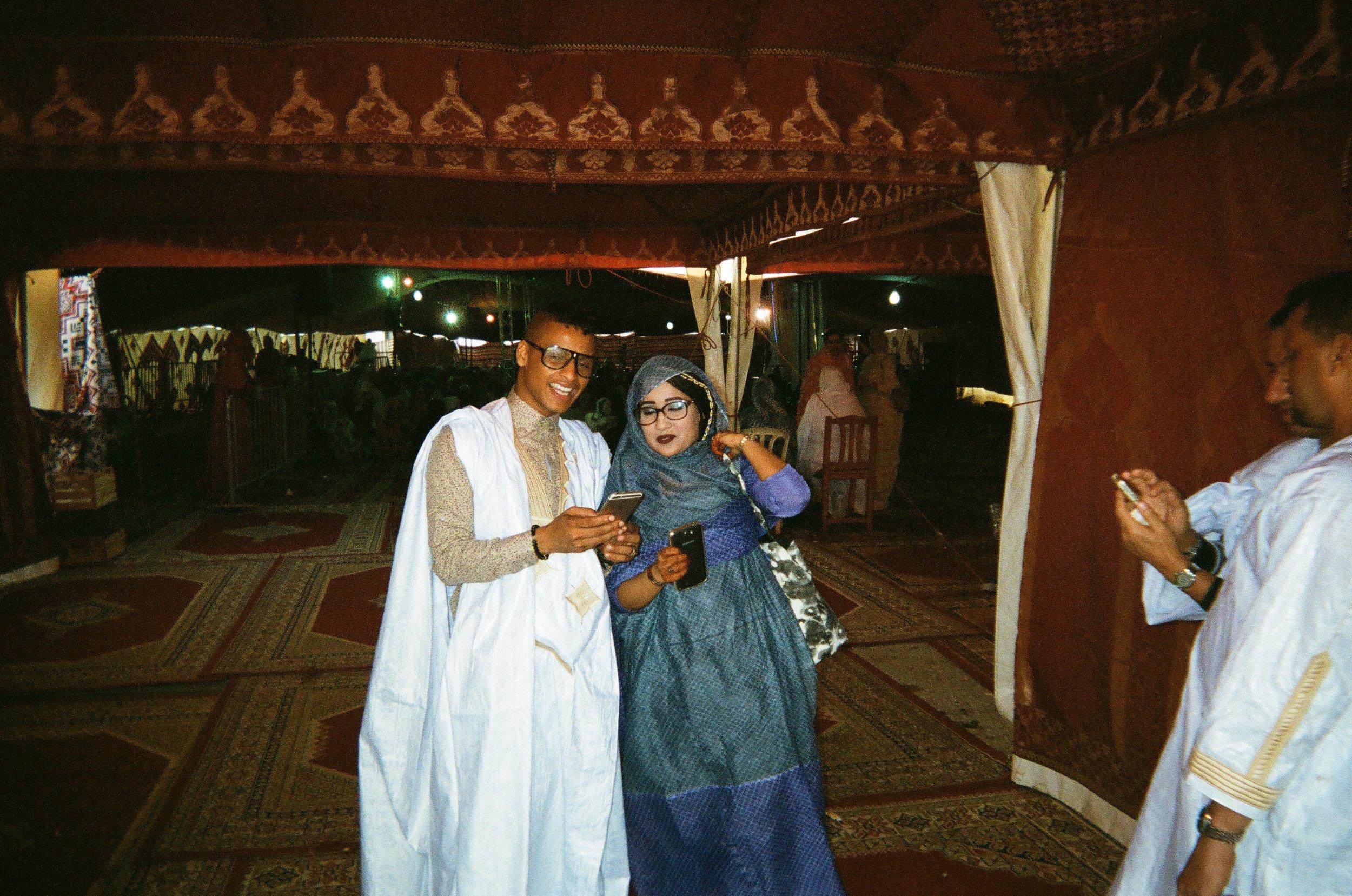 Omar and Haijara