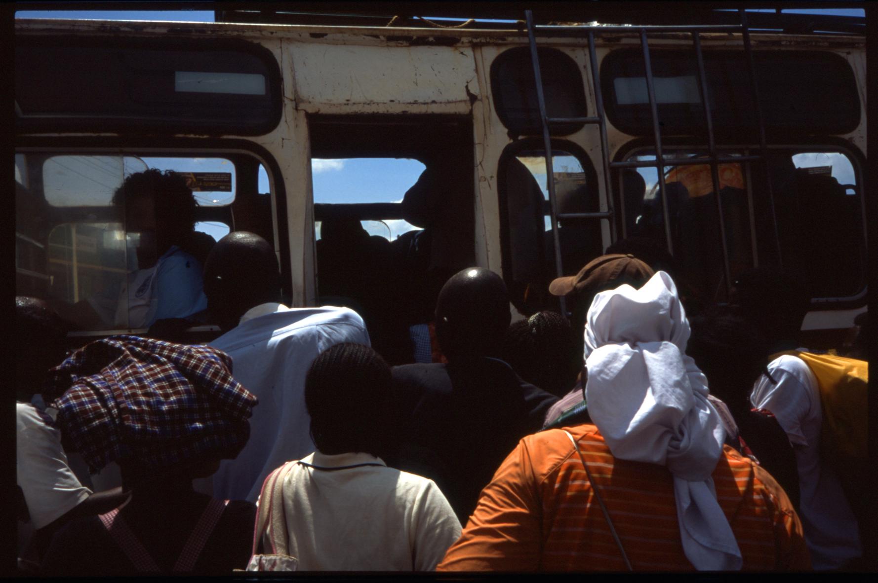 Travel in Western Kenya (35mm)