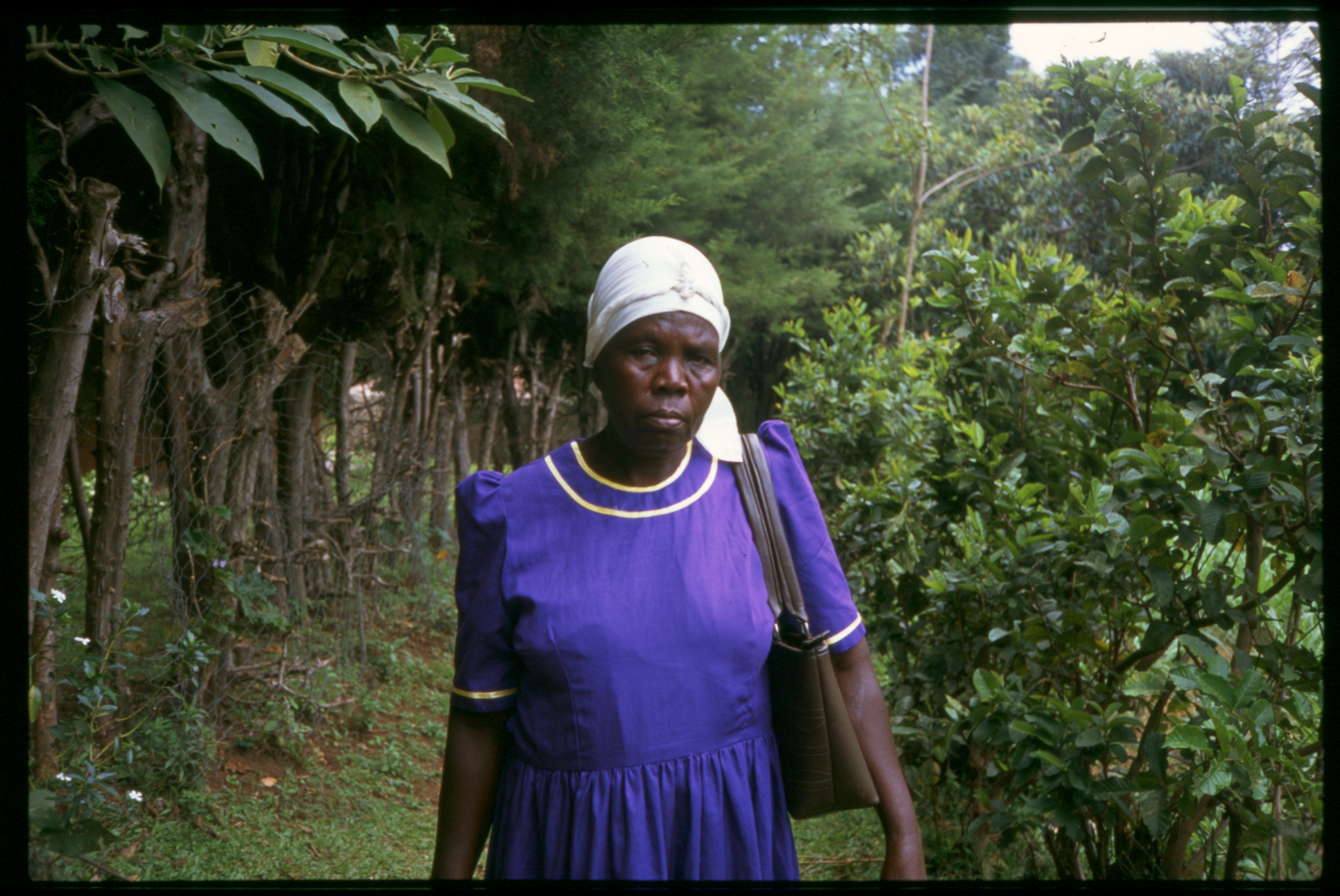 Mama Jessica, wife of Shem Tube, 2018 (35mm)