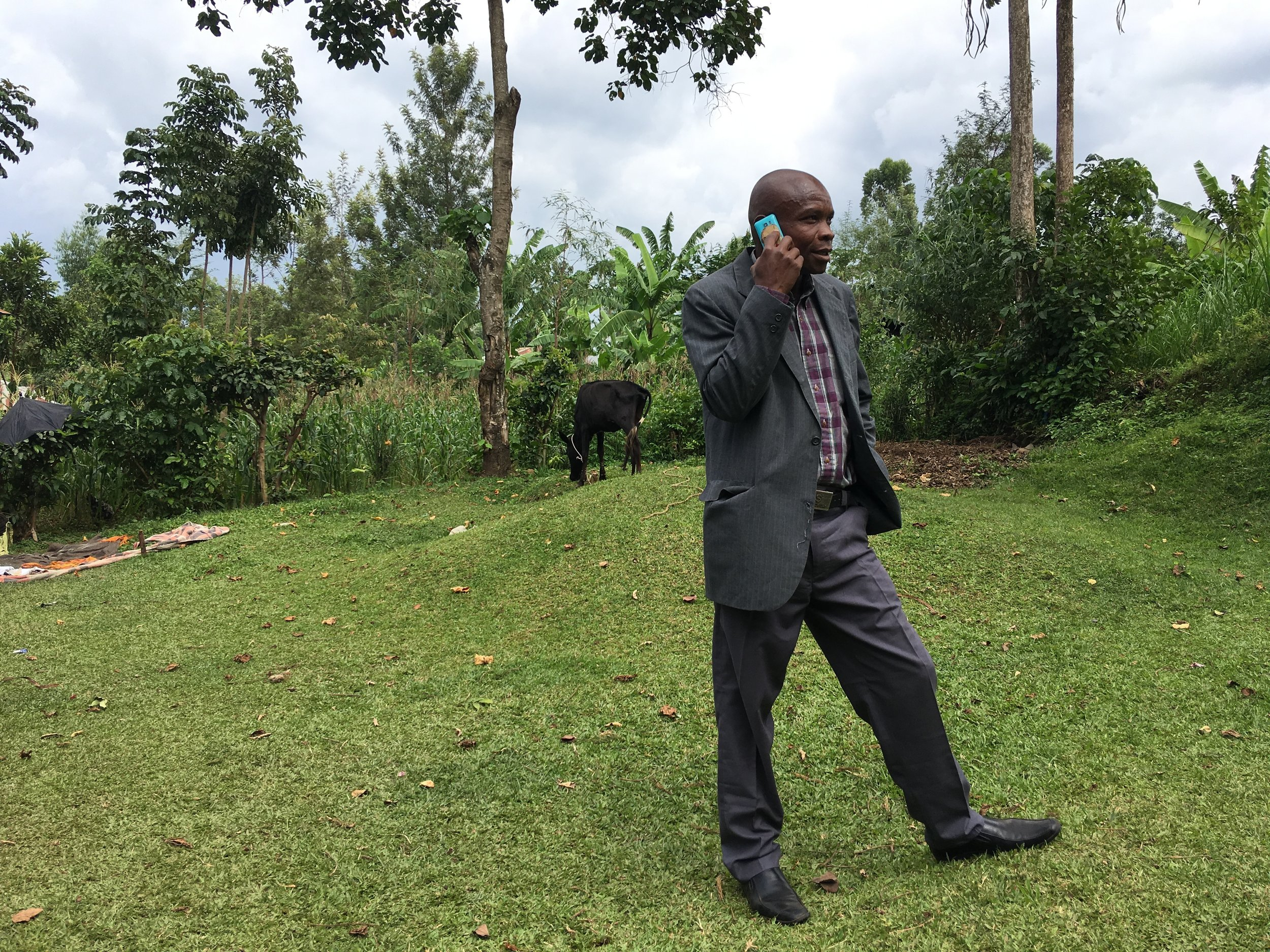Naman Obuyi makin moves