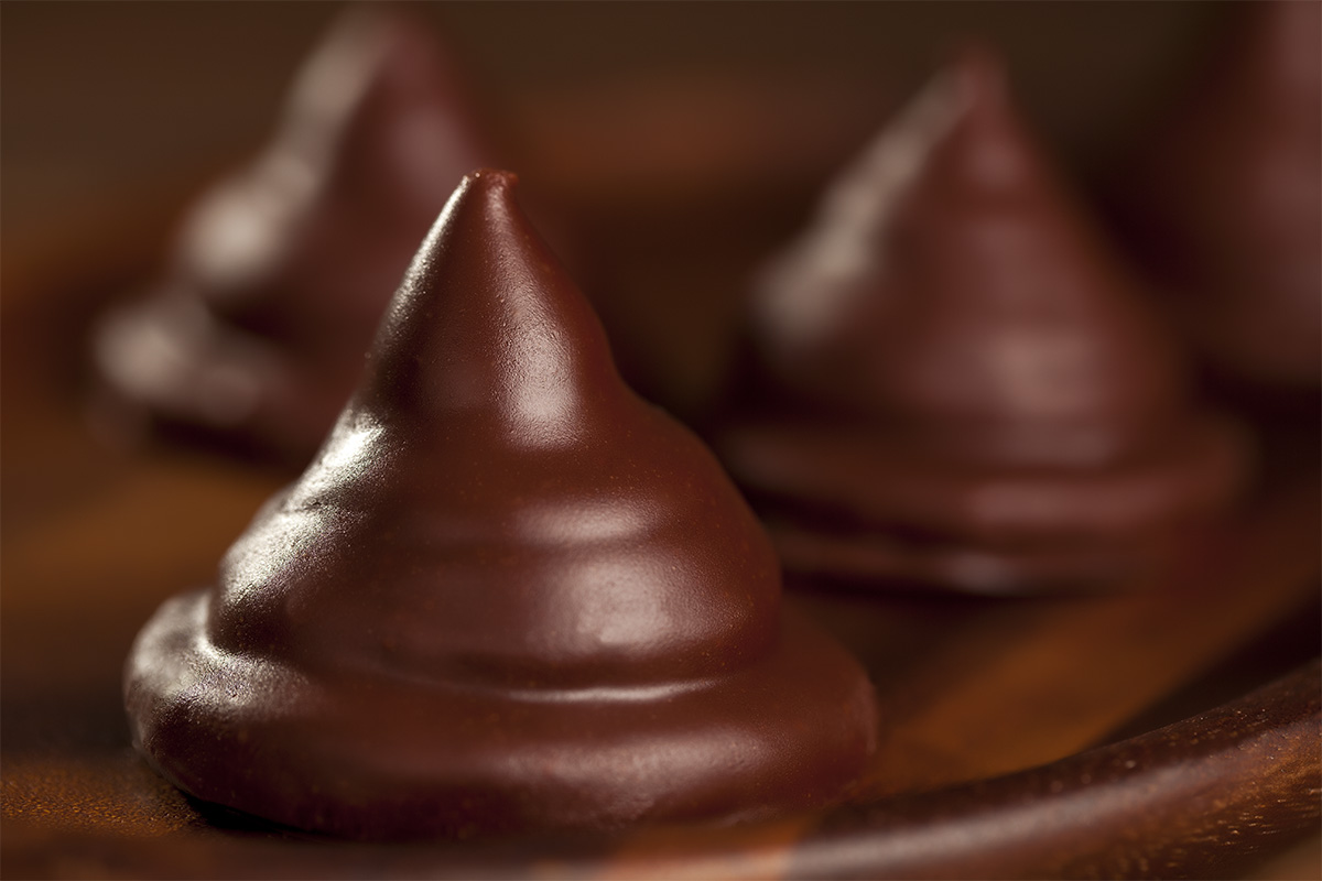 Food Photography - Chocolate Pastry
