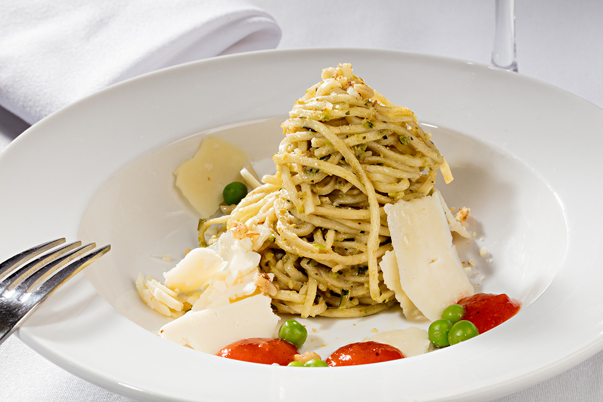 Pasta and Hard Cheese