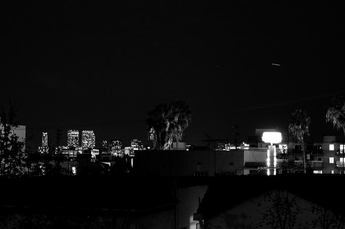 LOS ANGELES ROOFTOP
