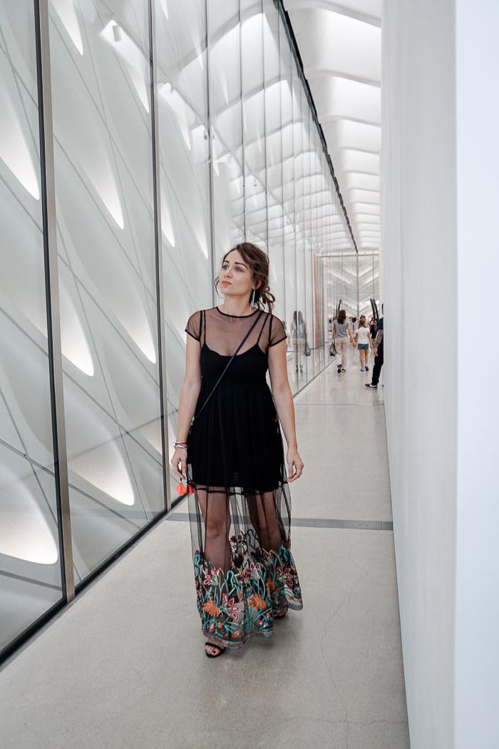 LOS ANGELES BROAD MUSEUM