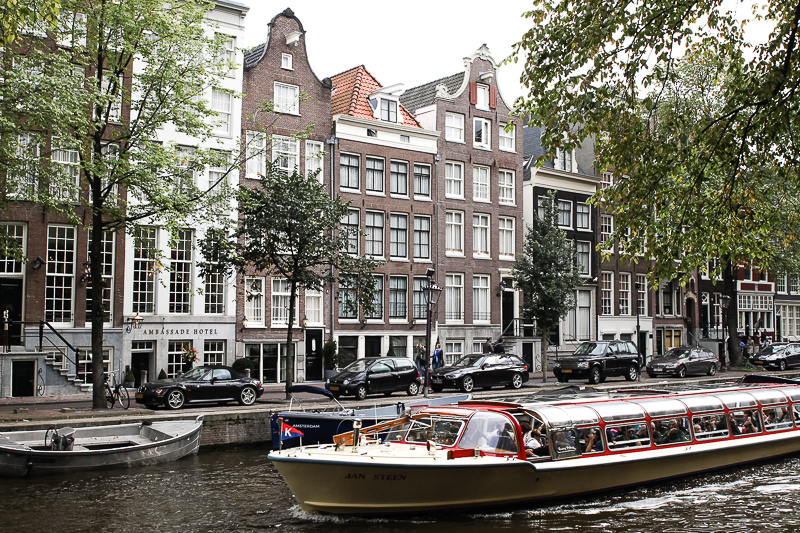 CANALS AMSTERDAM COORDINATES OF HER