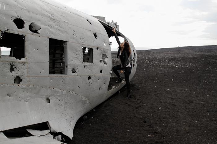 ICELAND PLANE CRASH DC 3 COORDINATES