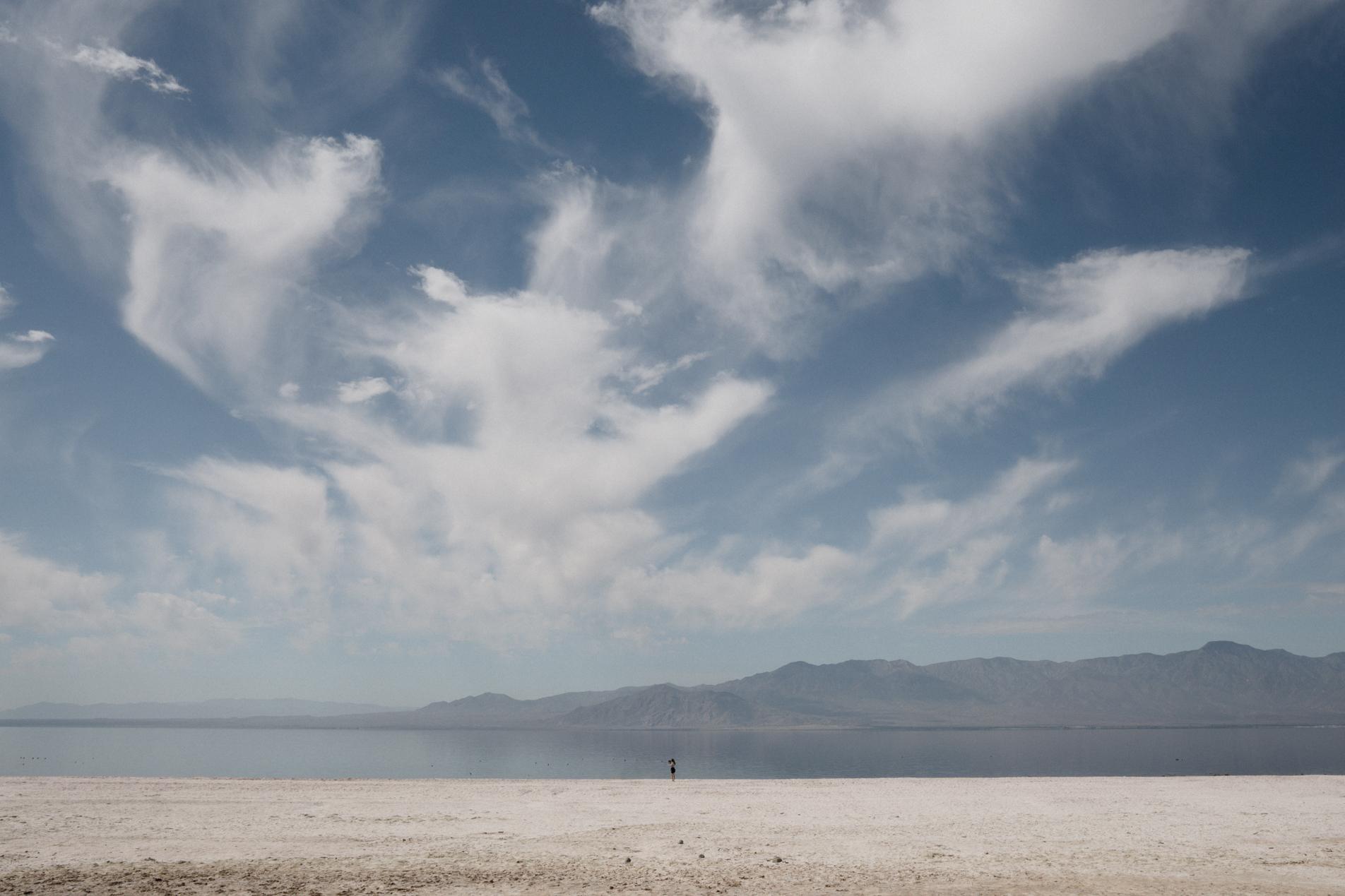 SALTON SEA SLAB CITY CALIFORNIA