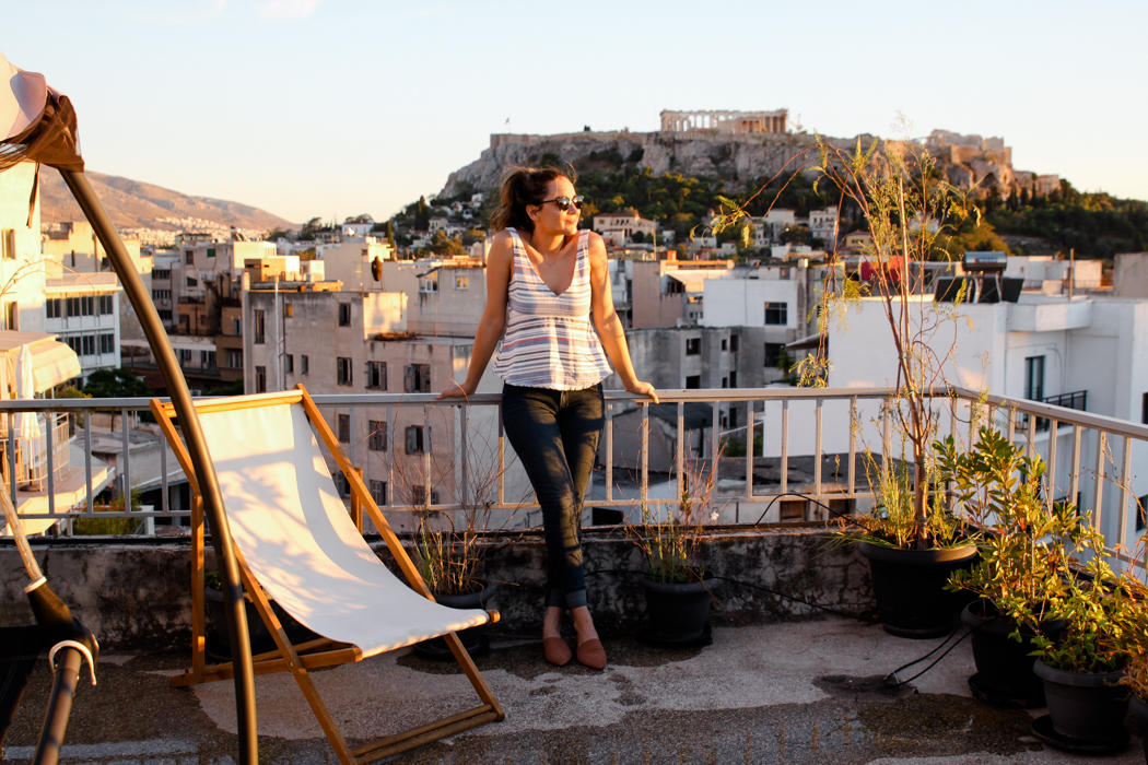 AIRBNB ATHENS, GREECE