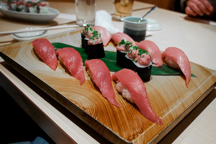 TOKYO JAPAN SUSHI