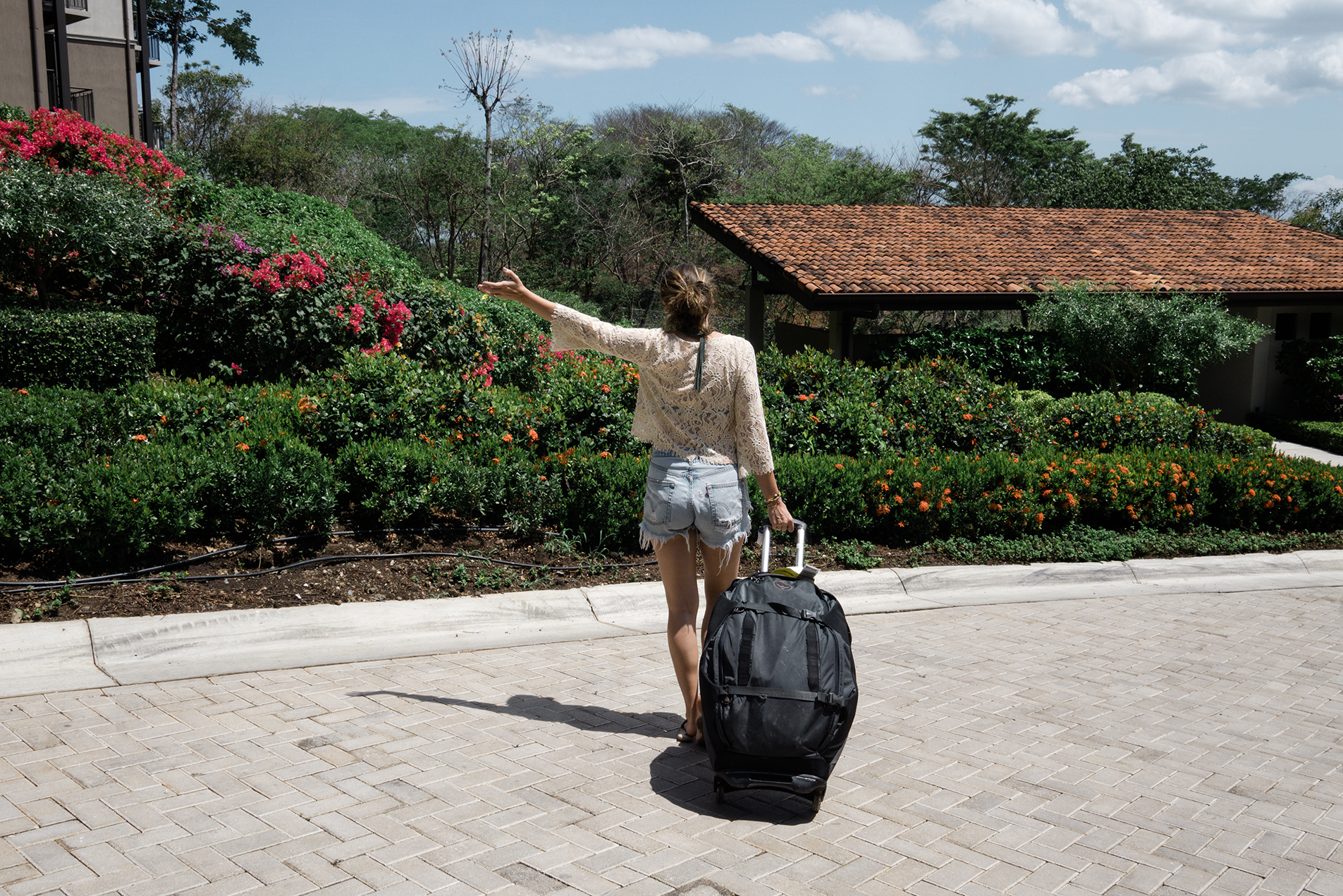 THE ULTIMATE TRAVEL BAG - (and my favorite travel companion)