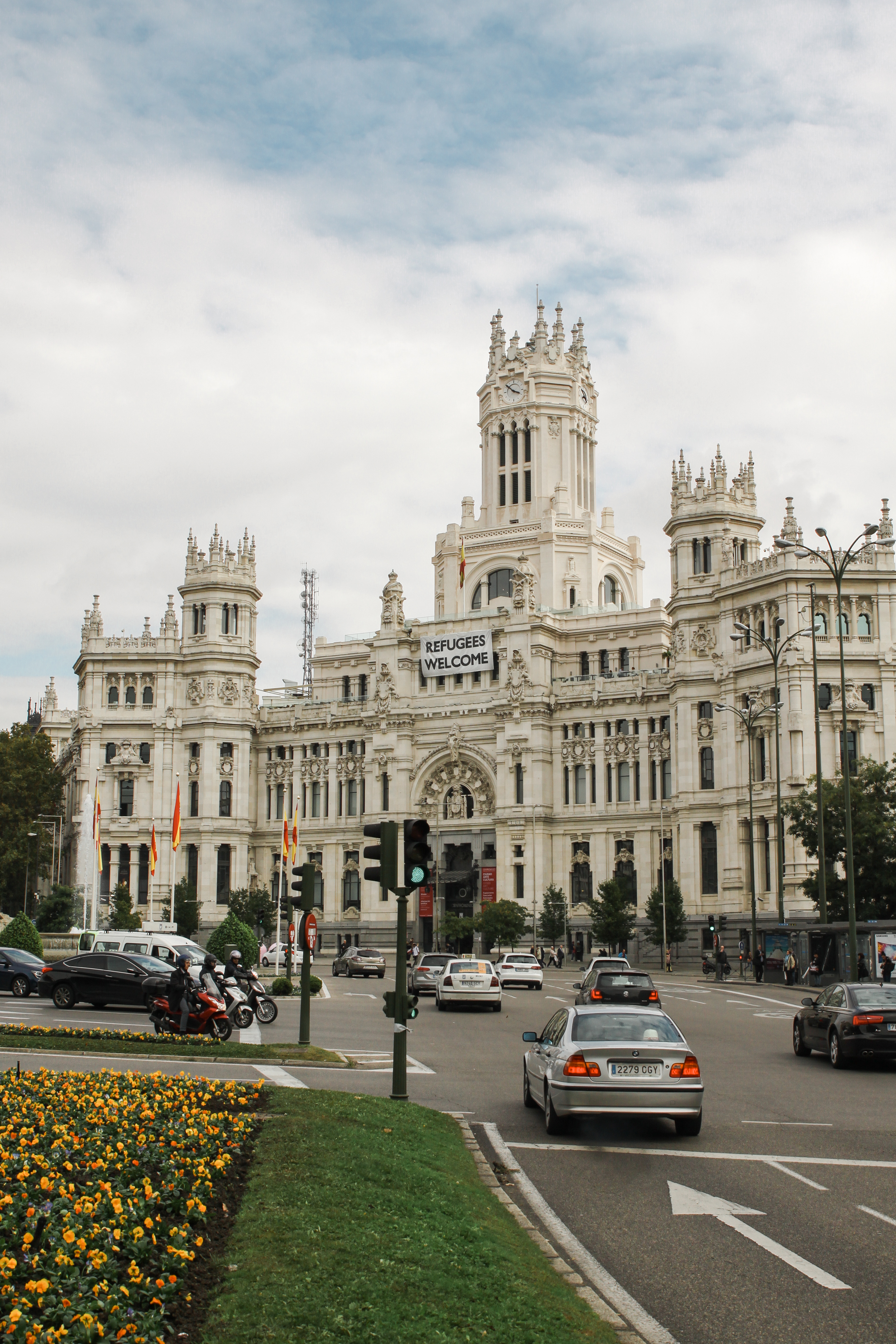 Spanish Capitol, Madrid, Spain 2014