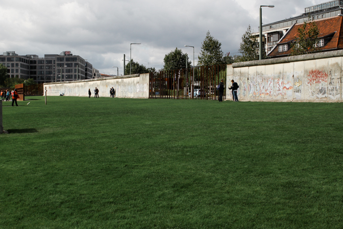 The Berlin Wall, Berlin, Germany 2015