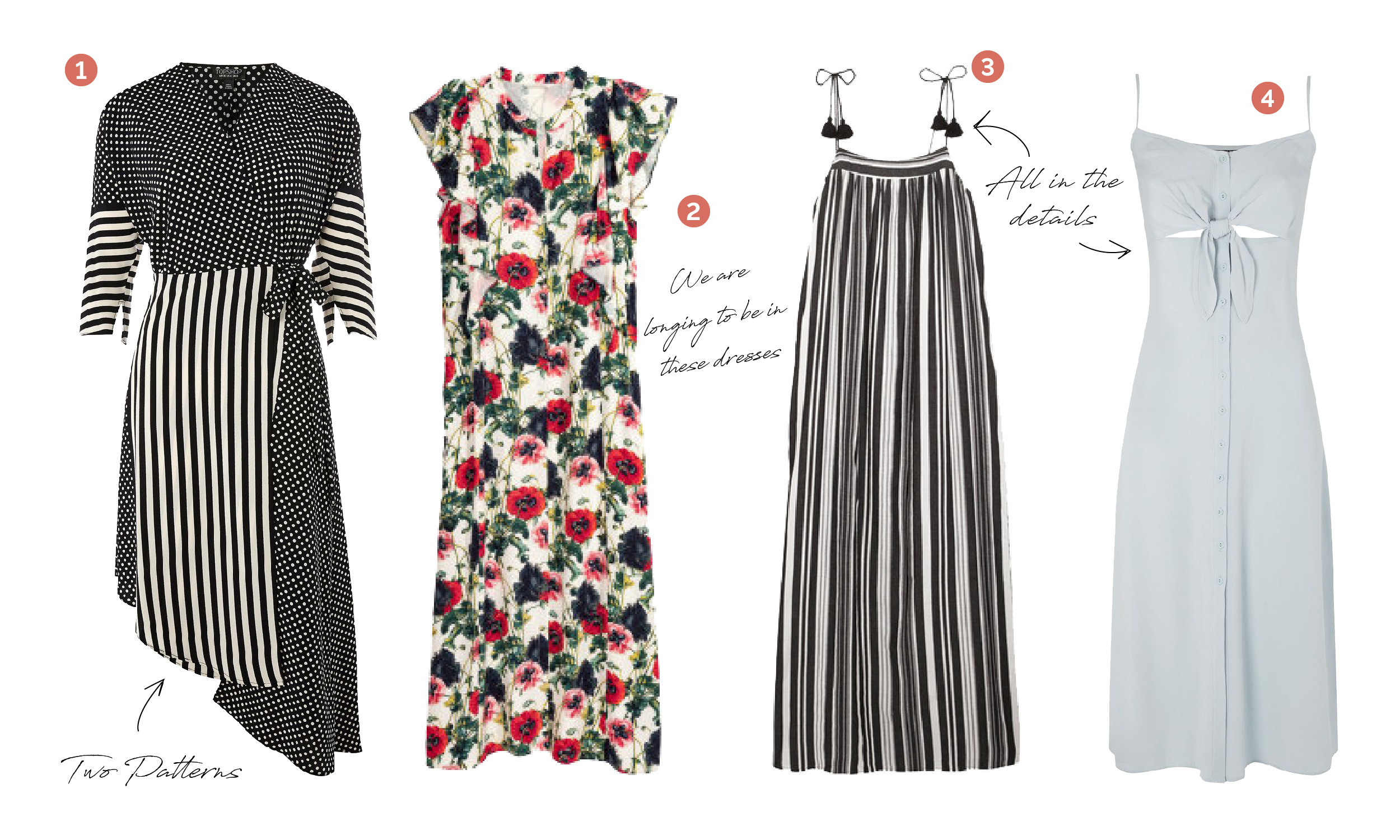 DRESSES FOR EVERY TRAVEL TYPE