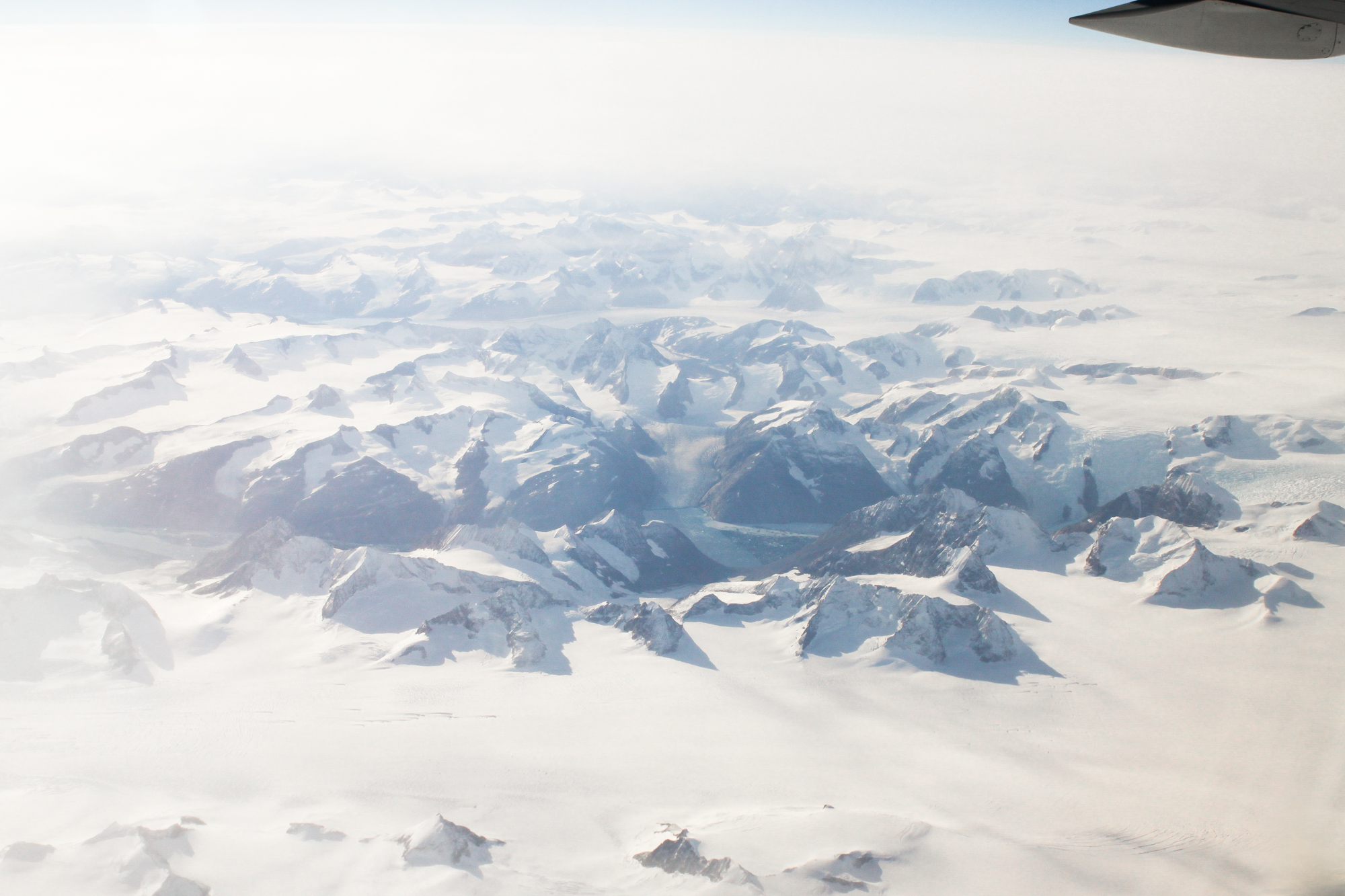 Can you spot the glacier melting? Global Warming much?!