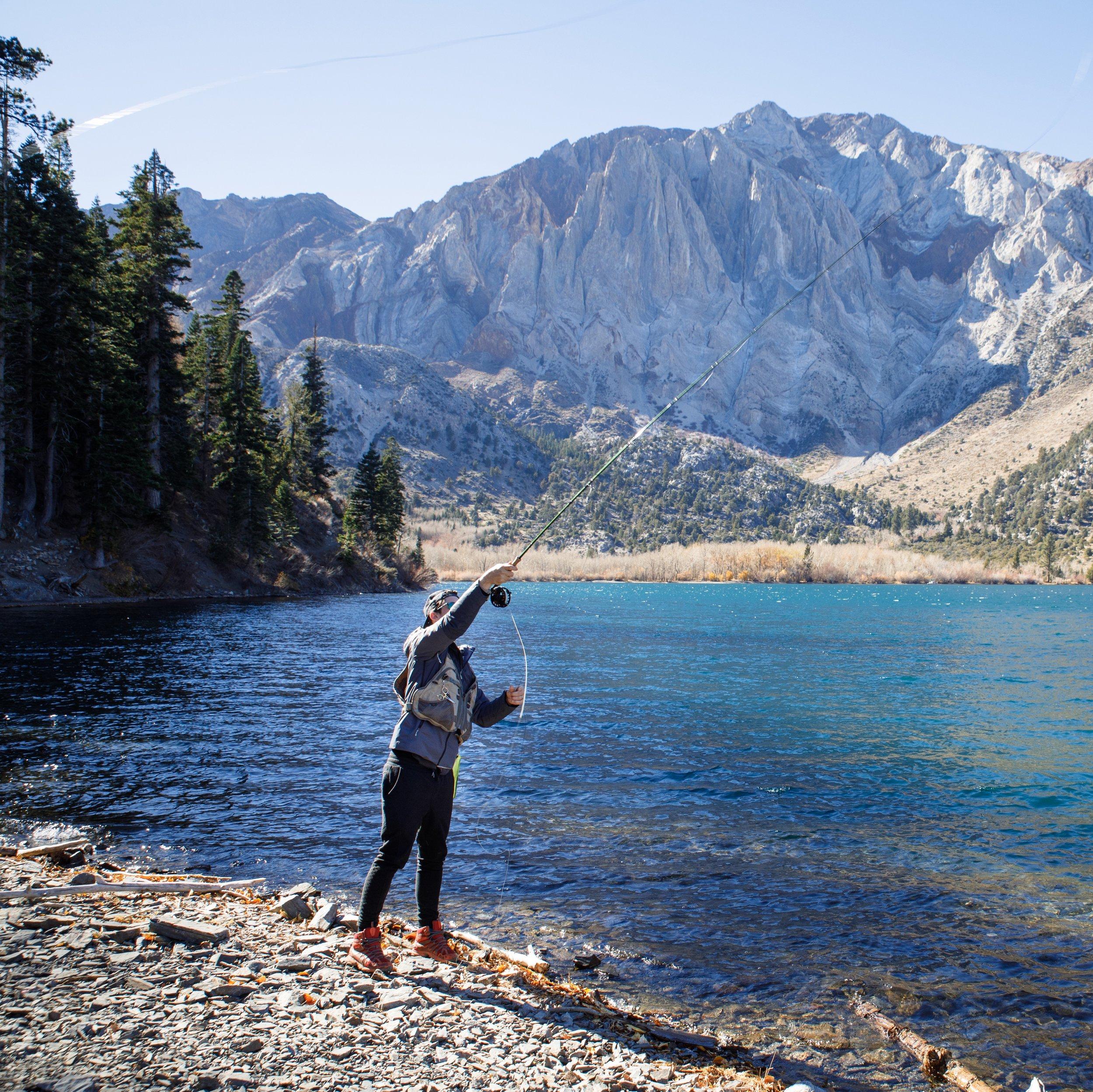 mammoth lakes california convict lake