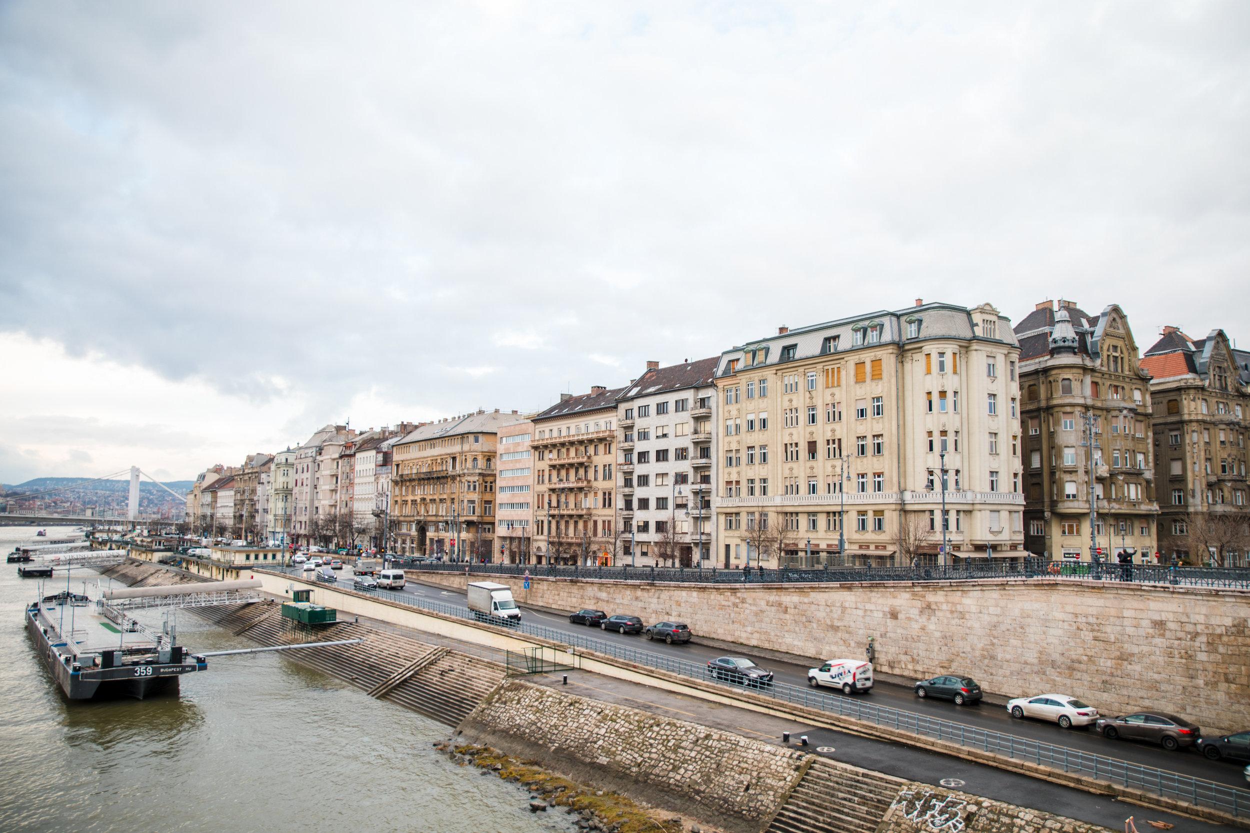 budapest architecture tour