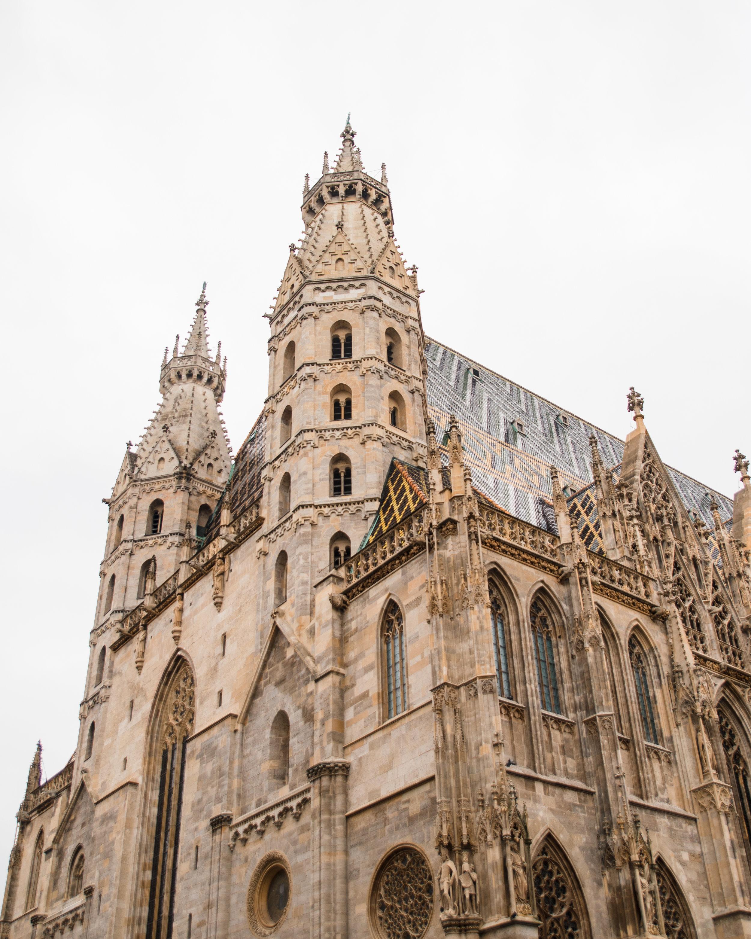 Vienna Austria Architecture