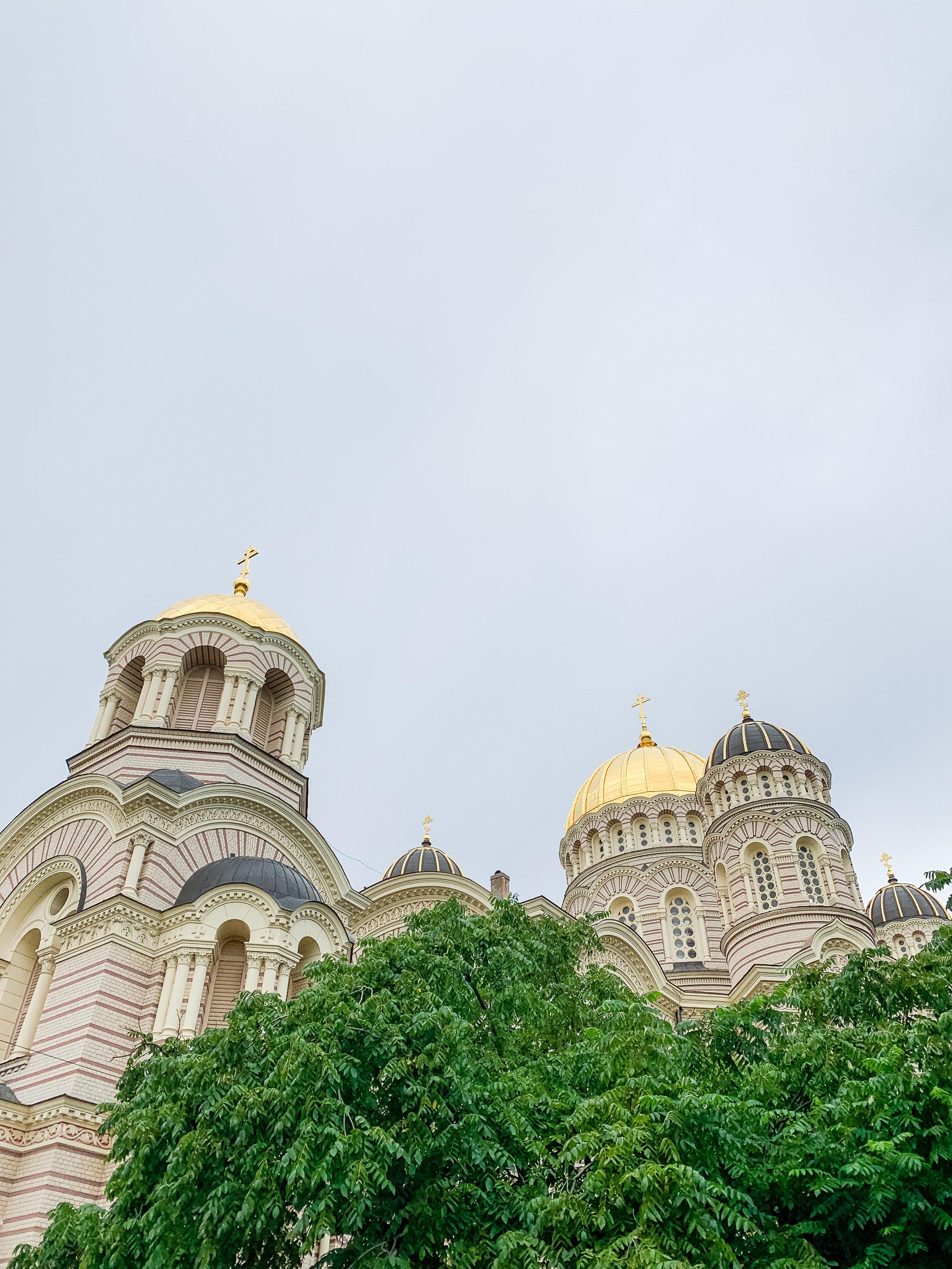Latvia Riga 24 hours