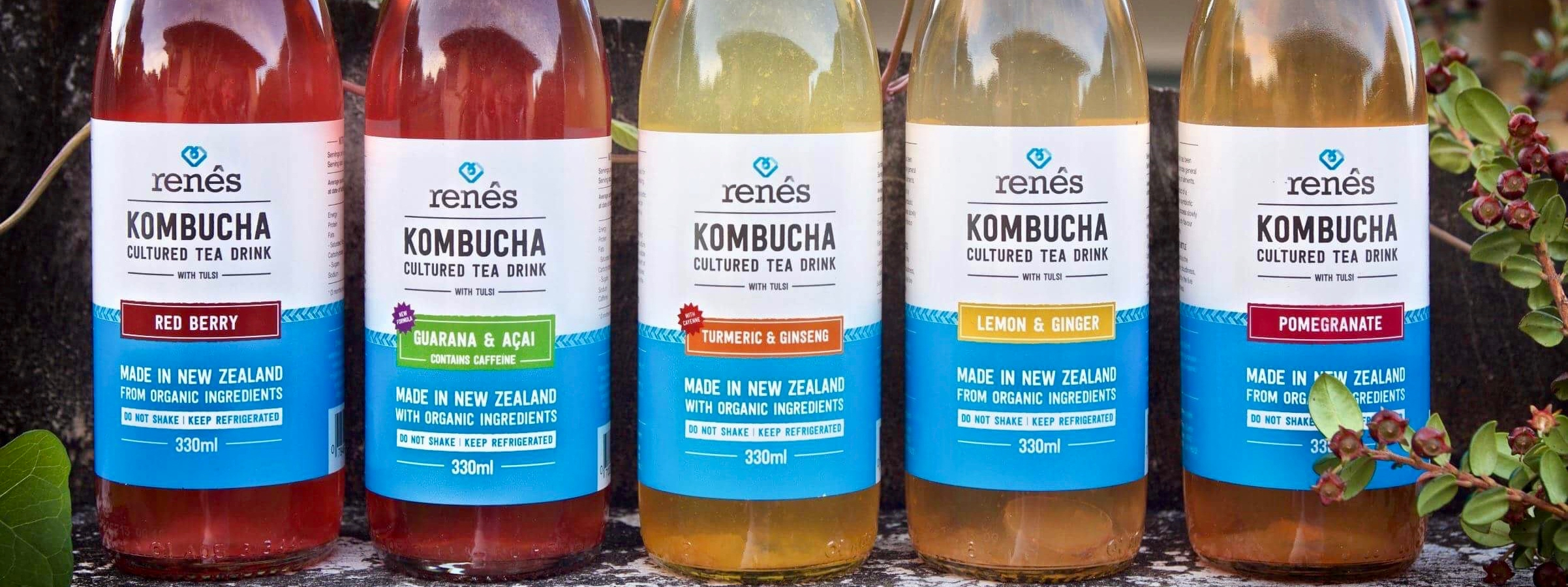 Welcome to the home of true artisan Kombucha!
