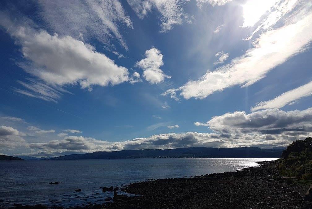 View from Kilcreggan