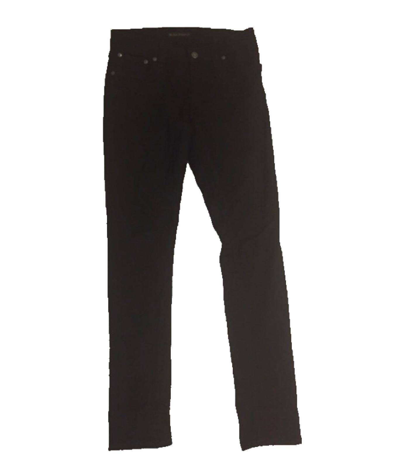 Black Nudie Jeans