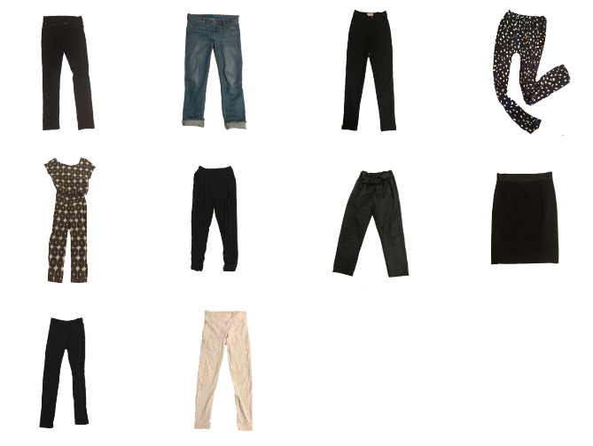 ethical capsule pants