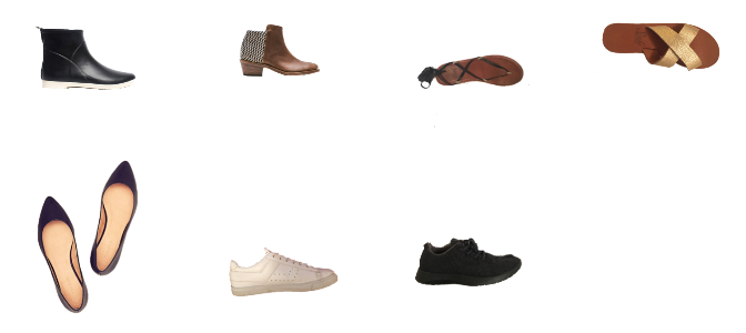 ethical capsule shoes