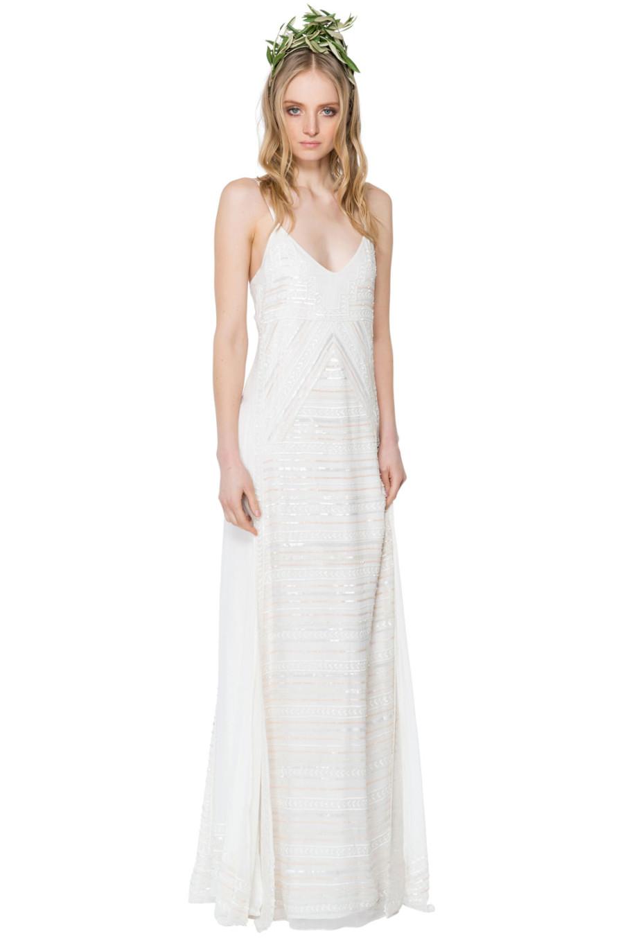 ethical wedding dress