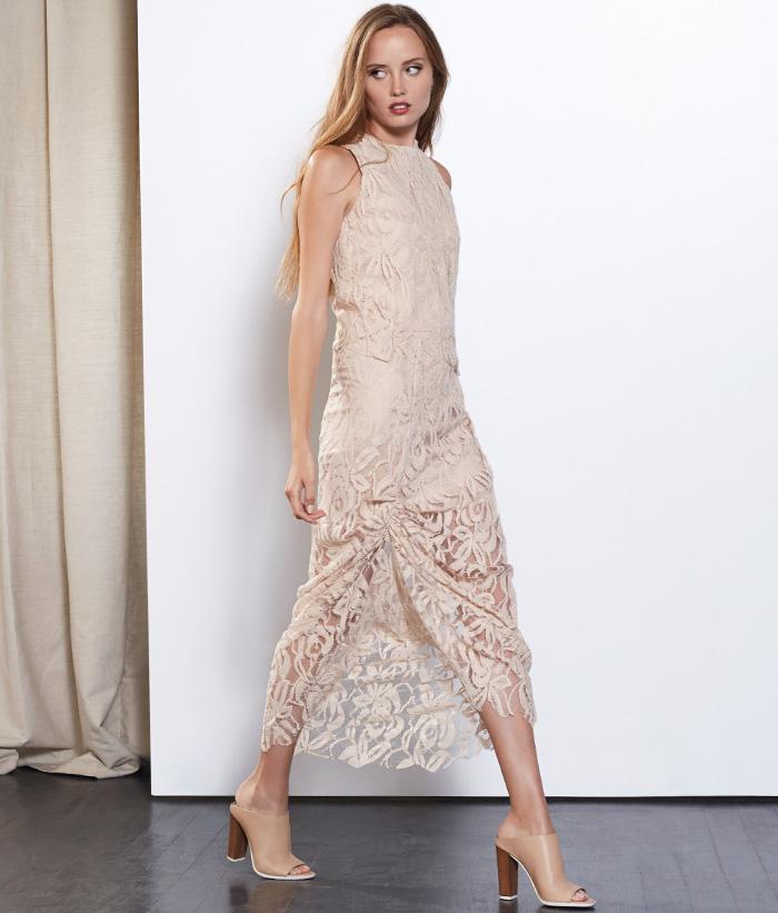 pretty lace wedding dresses