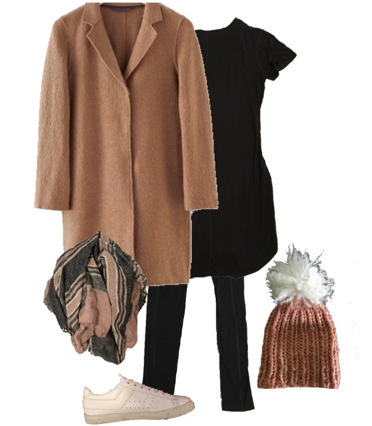cold travel outfit ideas