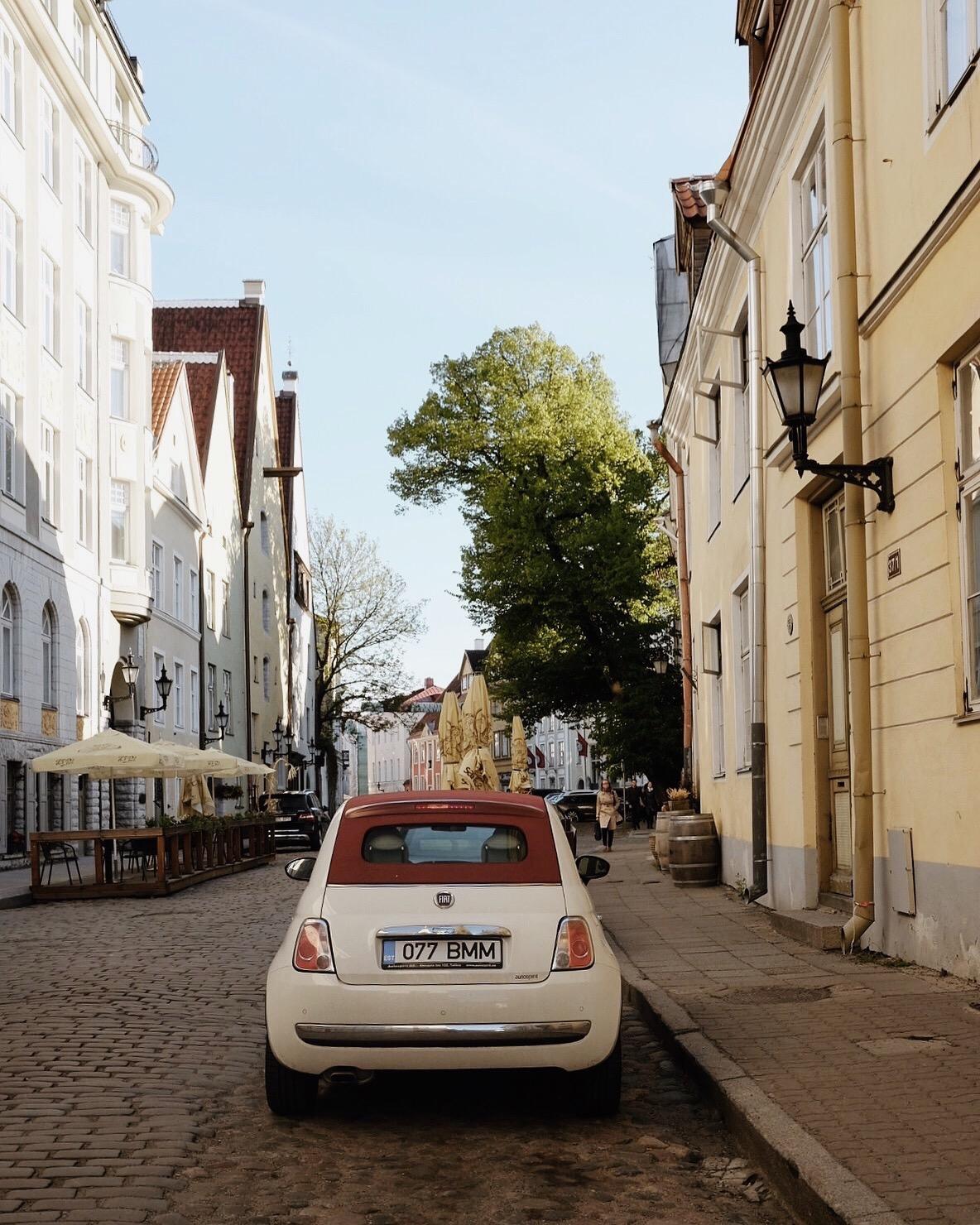 Travel estonia