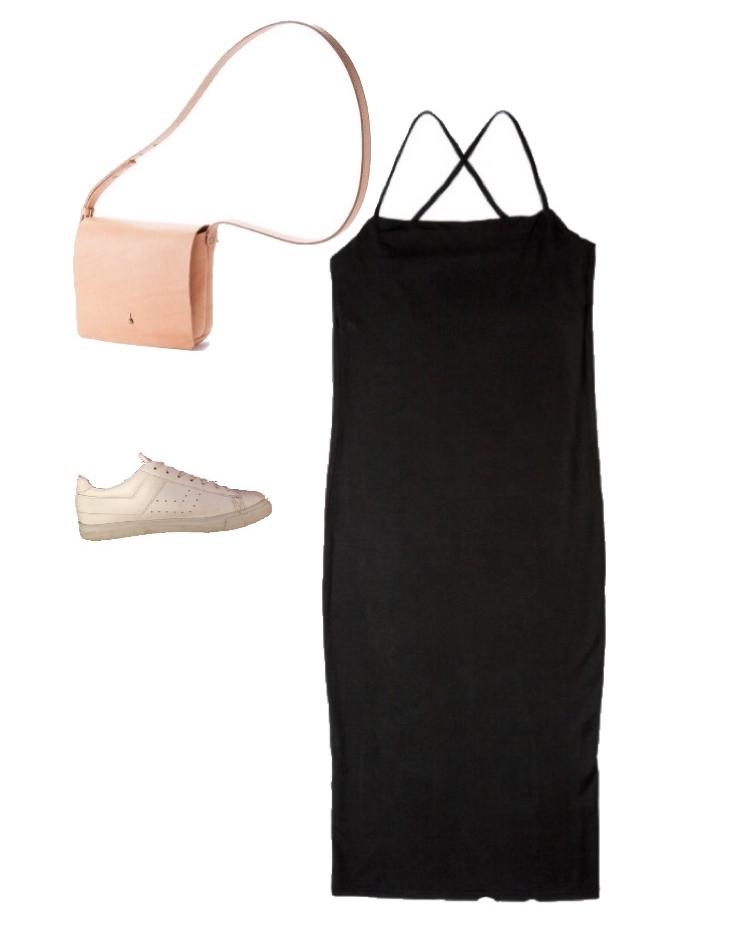 ethical little black dress