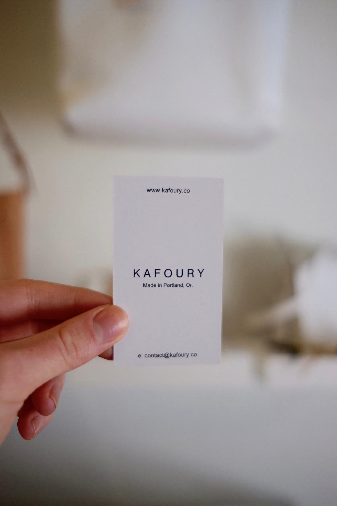 kafoury
