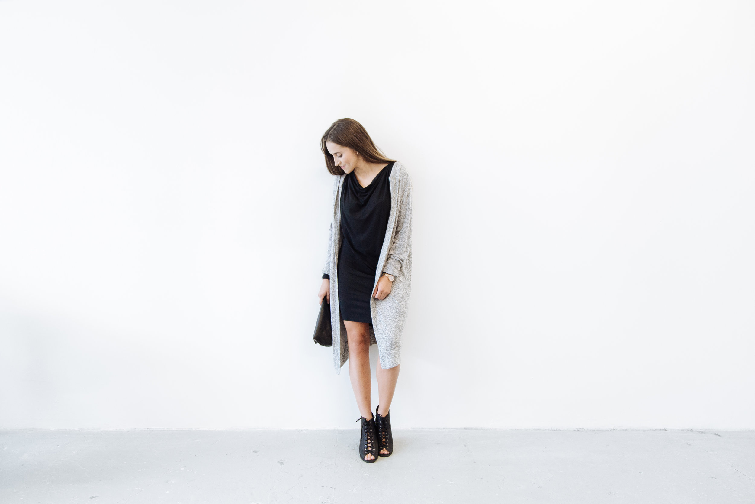 REVOLVE DRESS | $160 - Elevate your wardrobe with this 6-in-1 dress from Encircled. Ethically made in Canada from sustainable fabrics, you can rely on this wardrobe staple 7 days a week.