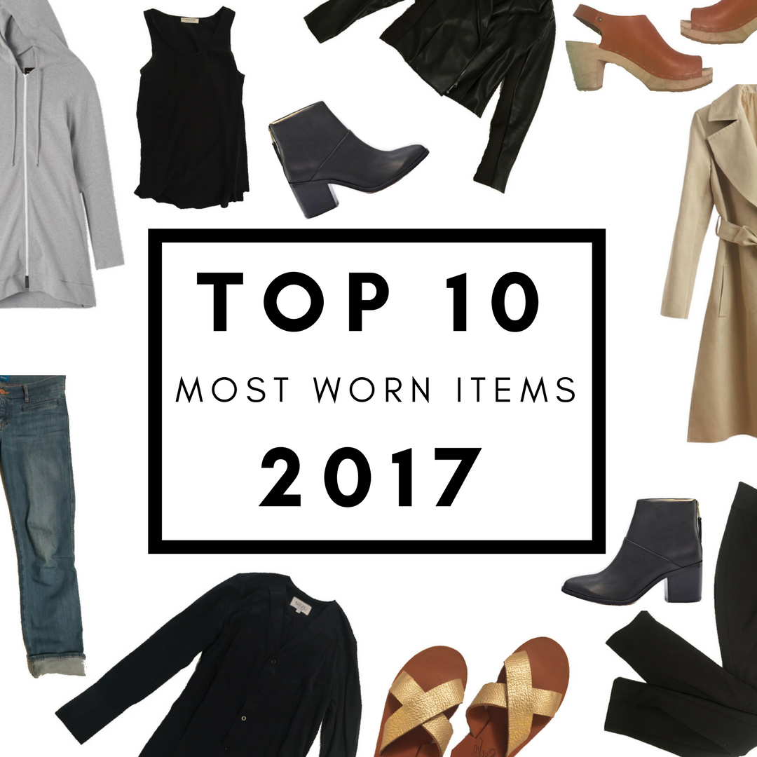 Top 10 Ethical Items 2017  | Selflessly Styled