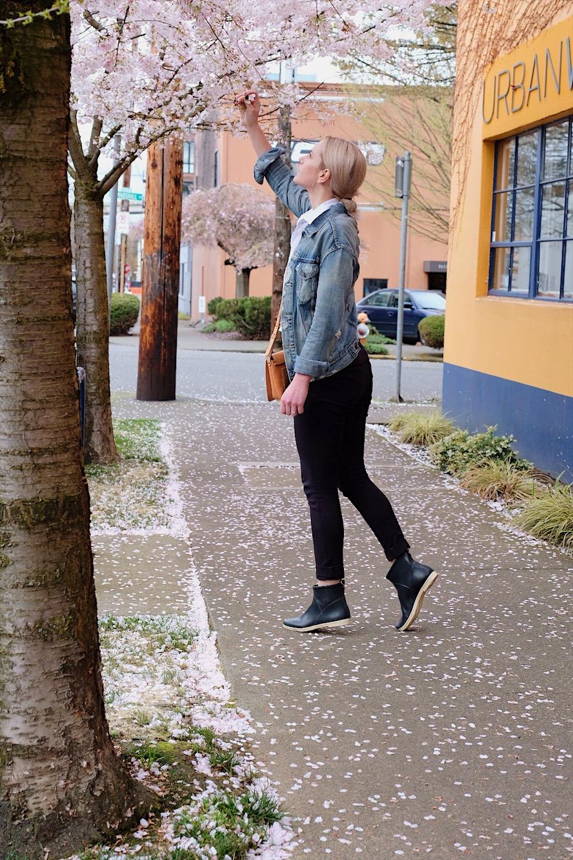 Selflessly Styled | ethical fashion blogger