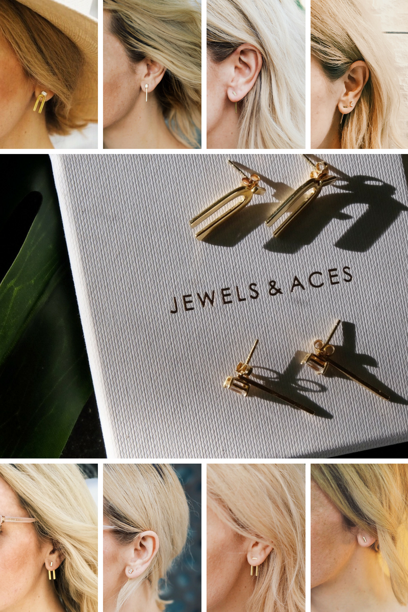 Jewelry capsule for the ethical minimalist