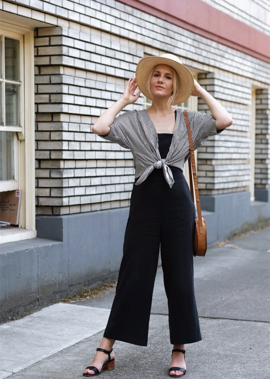 parisian chic ethical style