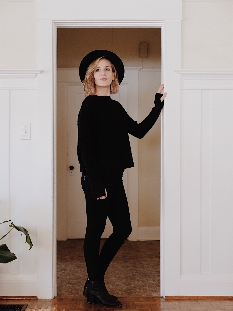 Selflessly Styled Vetta Edgy Capsule Review | ethical + sustainable fashion