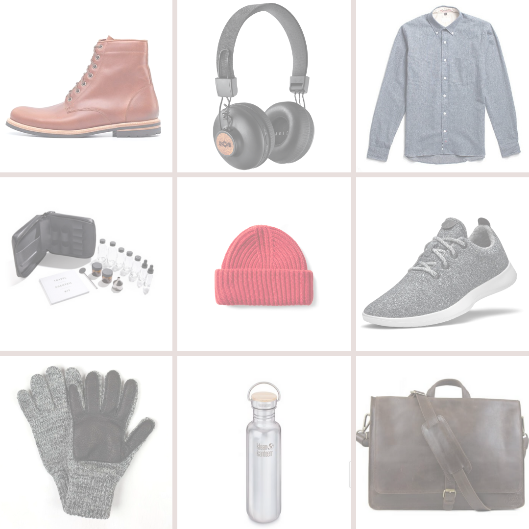 Ethical Gift Guide for Men | Selflessly Styled